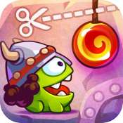 "(iOS) Cut The Rope ""Time Travel"" - kostenlos - statt 0,99 €"