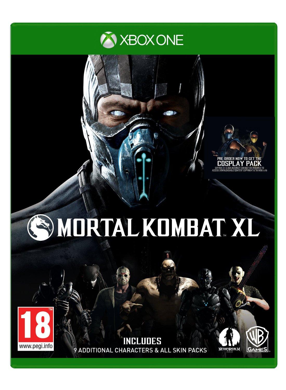 Amazon: Mortal Kombat XL (Xbox One) für 21,05€