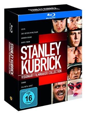 Stanley Kubrick Collection [7 Blu-ray Filme] für 18,70€