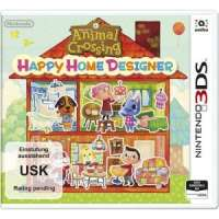Animal Crossing Happy Home Designer 3DS gebraucht um 3 Euro