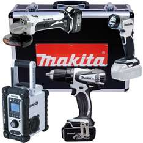 [Zgonc] Makita DLX3010WX1 Combo Kit für 504,90€ - 10% Ersparnis + 5 Jahre Garantie