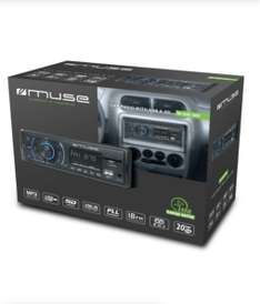 Muse M-090 MR Kfz-Radio (MP3, SD/SDHC/MMC-Kartenslot, AUX-In, USB) um 20,14€