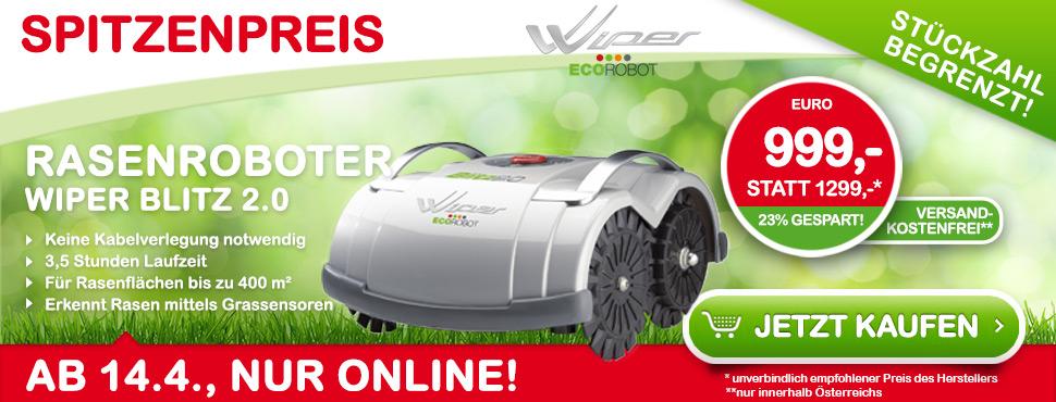 Cooler Rasenmäher Roboter ohne ein Kabel