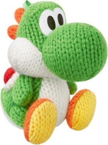Saturn: diverse amiibo Figuren ab 5€ - u.a. mit: Woll Yoshi, 8-Bit Mario...