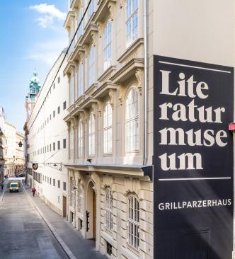 Gratis ins Literaturmuseum in Wien am 23.4.2016 - 7 €sparen