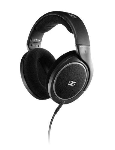 [amazon.fr] Sennheiser HD558 - offene over-ear Kopfhörer für 95,85€ - 17% sparen