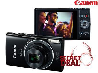 iBood: Canon IXUS 275 HS Kompaktkamera für 115,90€