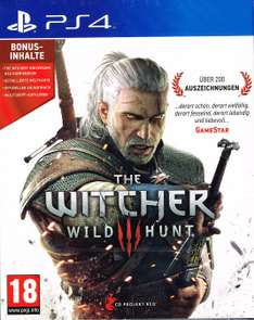 gameware.at: The Witcher 3: Wild Hunt für PS4, XONE, PC um €29,90