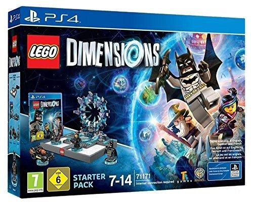 Libro: LEGO Dimensions - Starter Pack (PS4 / XONE / PS3 / X360 / Wii U) für 62,99€