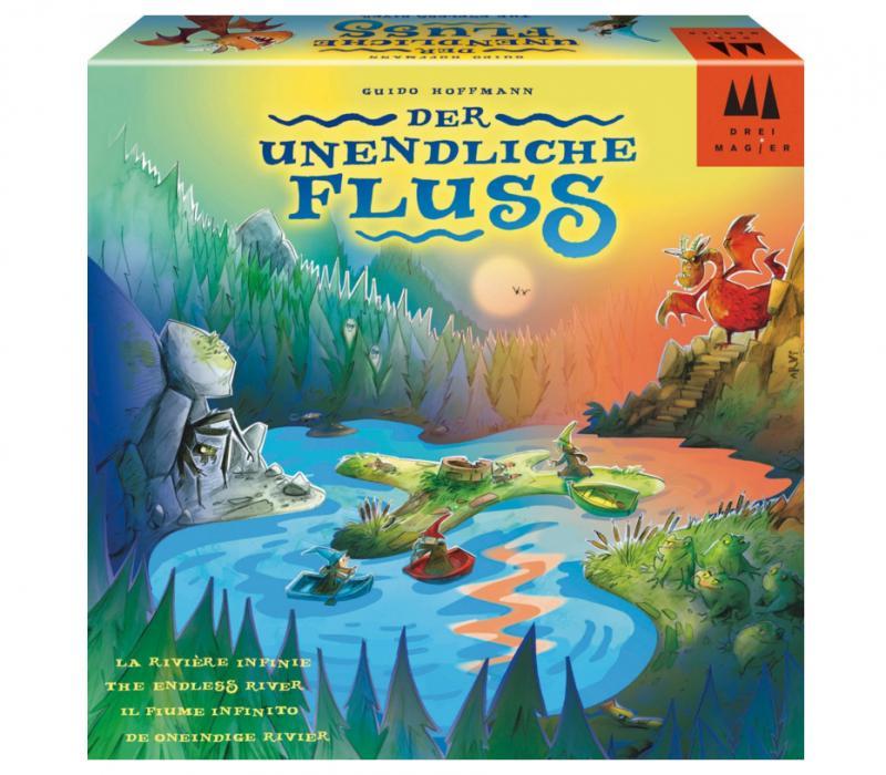 """Schmidt Spiele """"Der unendliche Fluss"""" für 10,08€ (sonst ab 17€)"""
