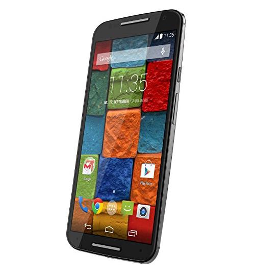 Amazon: Motorola Moto X (2.Gen, 32 GB, neu) um 225 € / WHD um 194 €