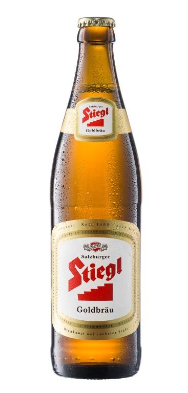 Stiegl Goldbräu 0,5l Flasche um €0,39