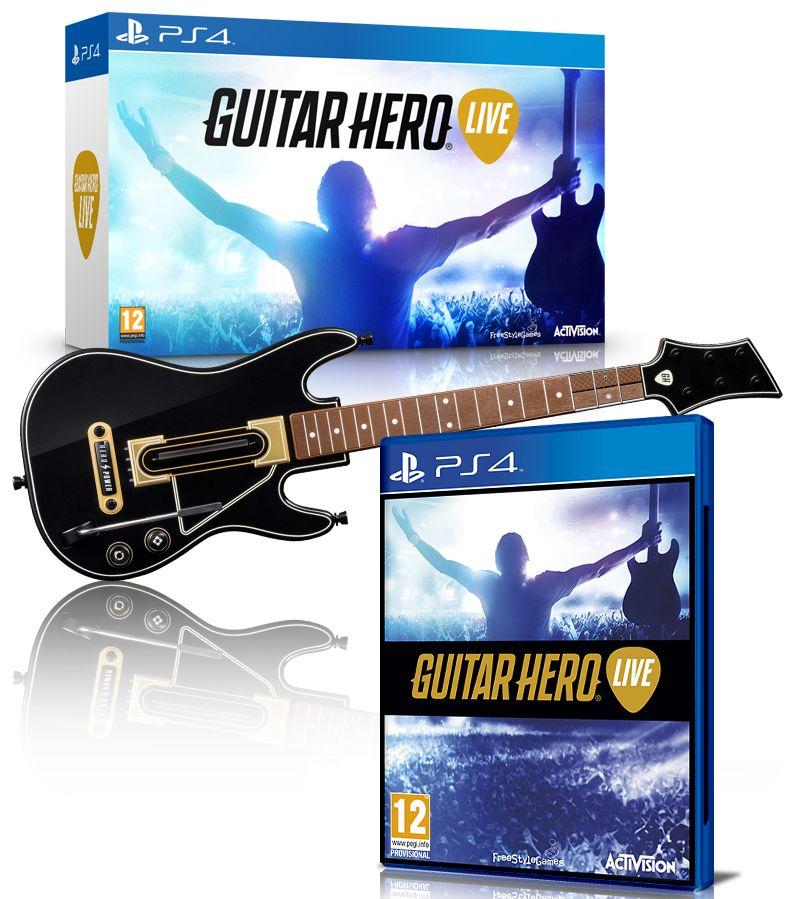 Guitar Hero Live um 30 Euro beim Media Markt St. Pölten