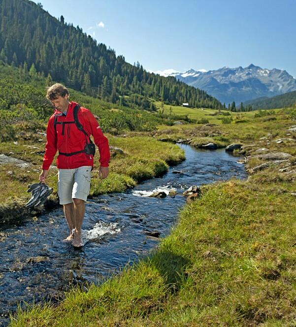Gratis Wanderkarten von Österreich