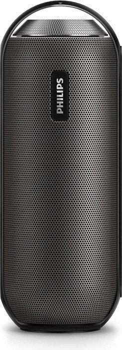 """Philips """"BT6000B"""" Lautsprecher (BT, 360°, NFC) um 33,15 € - 60% sparen"""