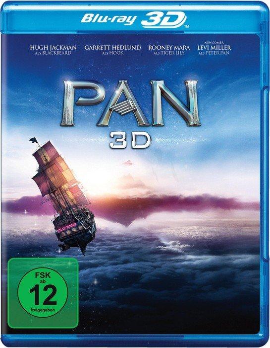 Pan bis zu 33% reduziert | Blu-ray nur € 9,97