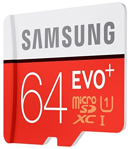 Samsung MicroSDXC EVO Plus (64 GB) um 17,99 €