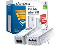 Devolo dLAN 500 AV Wire­less+ Star­ter Kit um 99,83€ statt 123€