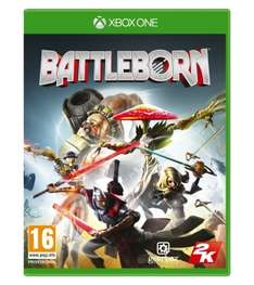 Battleborn AT PEGI Xbox One für 39,98 € bei Games2Game.at