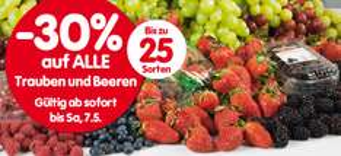 Lebensmittelhandel Angebotsübersicht 4.5.2016 - 11.5.2016