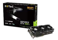 ZOTAC GeForce GTX 980Ti AMP Omega Edition 6 GB DDR