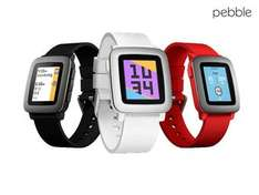 iBood: Pebble Time Smartwatch für 85,90€