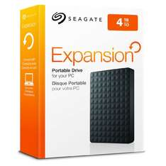 Seagate Expansion Portable, 4TB, 2,5 Zoll USB 3.0 -15%
