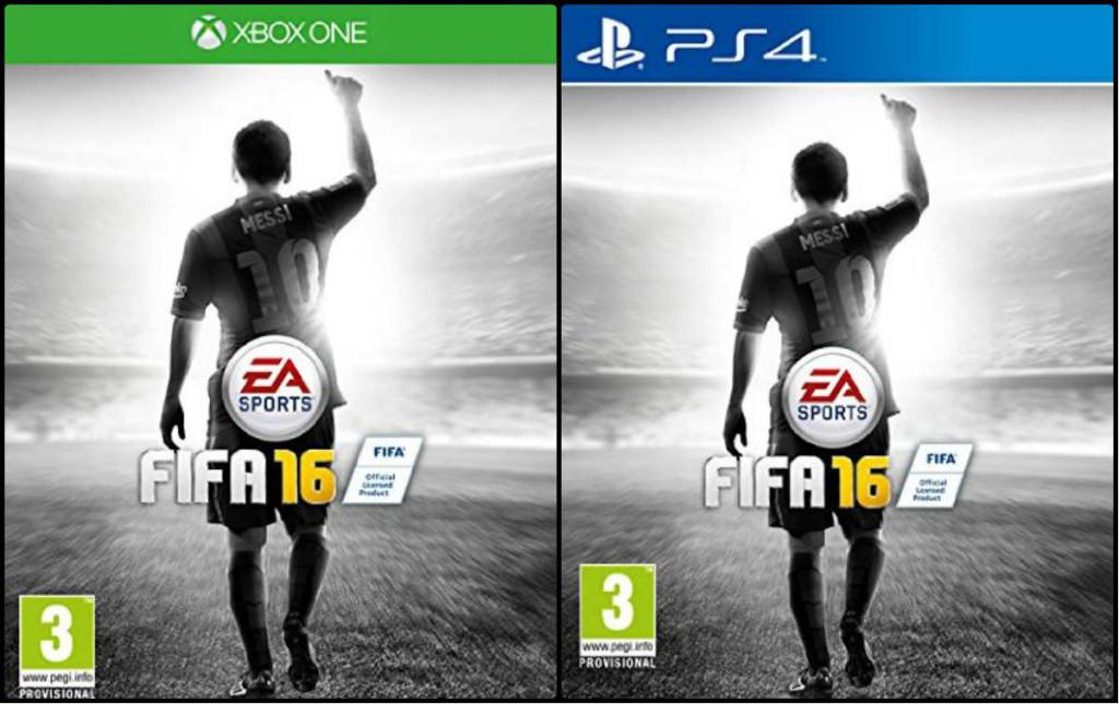Amazon: FIFA 16 (PS4 + XBox One) um 35 € - bis zu 34% sparen