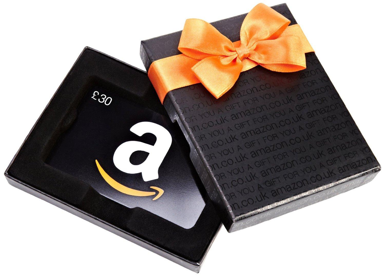 [Amazon.co.uk] 30GBP (33,33€) Gutschein kaufen und 7GBP (7,77€) Gutschein gratis bekommen