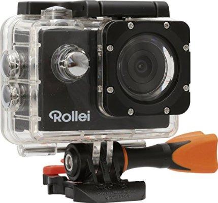 Rollei Actioncam 330 - Full HD + Unterwassergehäuse (bis 30m Wassertiefe)