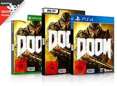 GameStop: Doom (PlayStation 4 / Xbox One) für 48,99€