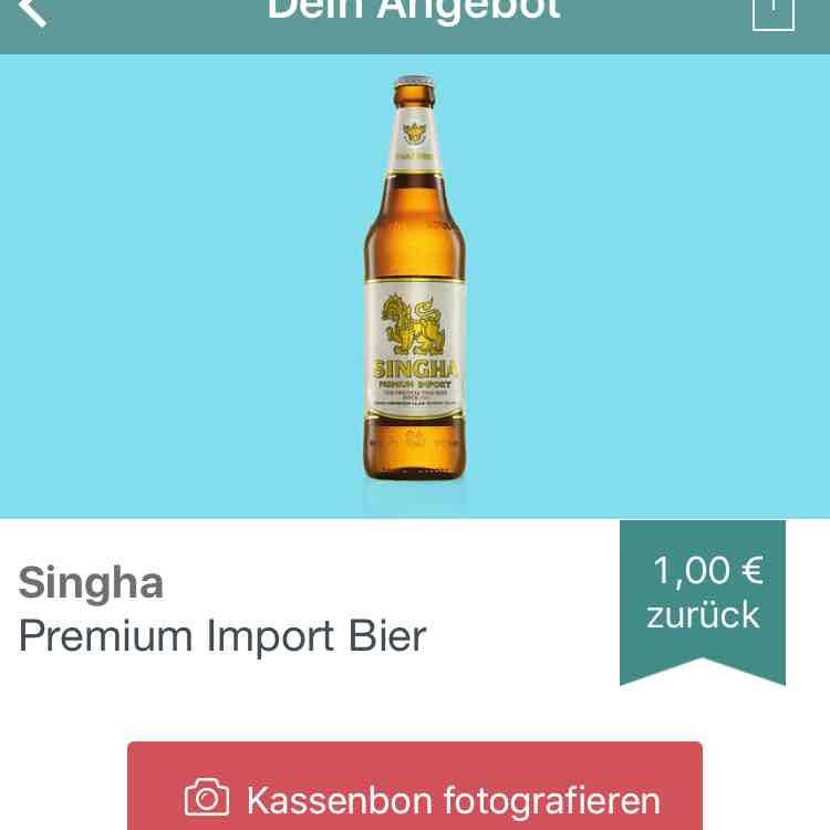 Gratis Bier bei Merkur! Nur dieses Wochenende!