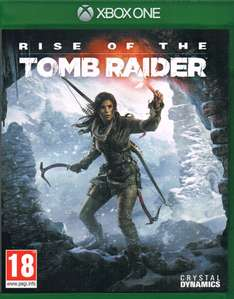 Gameware: Rise of the Tomb Raider (EU-Import) für 22,89€