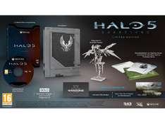 Halo 5 Guardians Limited Steelbook Edition Ego Shooter Xbox One