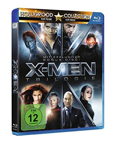 X-Men - Trilogie [Blu-ray] ab 13,10€ (Vergleich 23,49€)