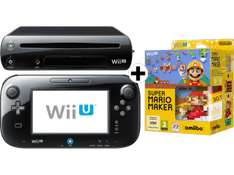 [Saturn.at] Wii U Limited Edition Mario Maker Premium (32GB) Pack für 194€ - 30% sparen
