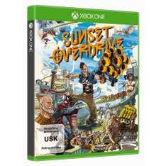 Cyberport: Sunset Overdrive (Xbox One) für 9,89€