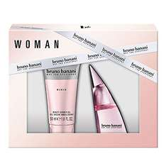bruno banani Woman Geschenkset (Eau de Toilette + Shower Gel)