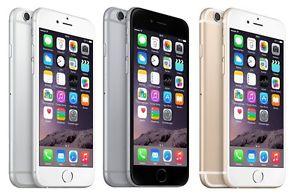 iPhone 6 (16 GB, alle Farben, neu) um 476 € inkl Versand - 17% sparen