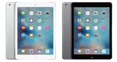 Apple iPad Air (32 GB) um 349 € - 14% sparen