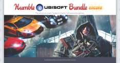 [Humblebundle] Humble Ubisoft Bundle