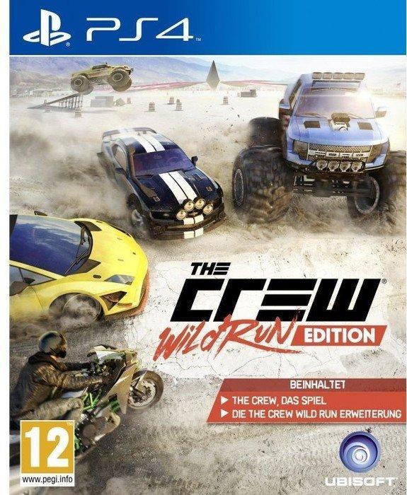 Saturn: The Crew: Wild Run Edition (PlayStation 4 / Xbox One) für 19,99€