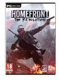 [cdkeys] Homefront: The Revolution PC + DLC für 26,99 € - 29% Ersparnis