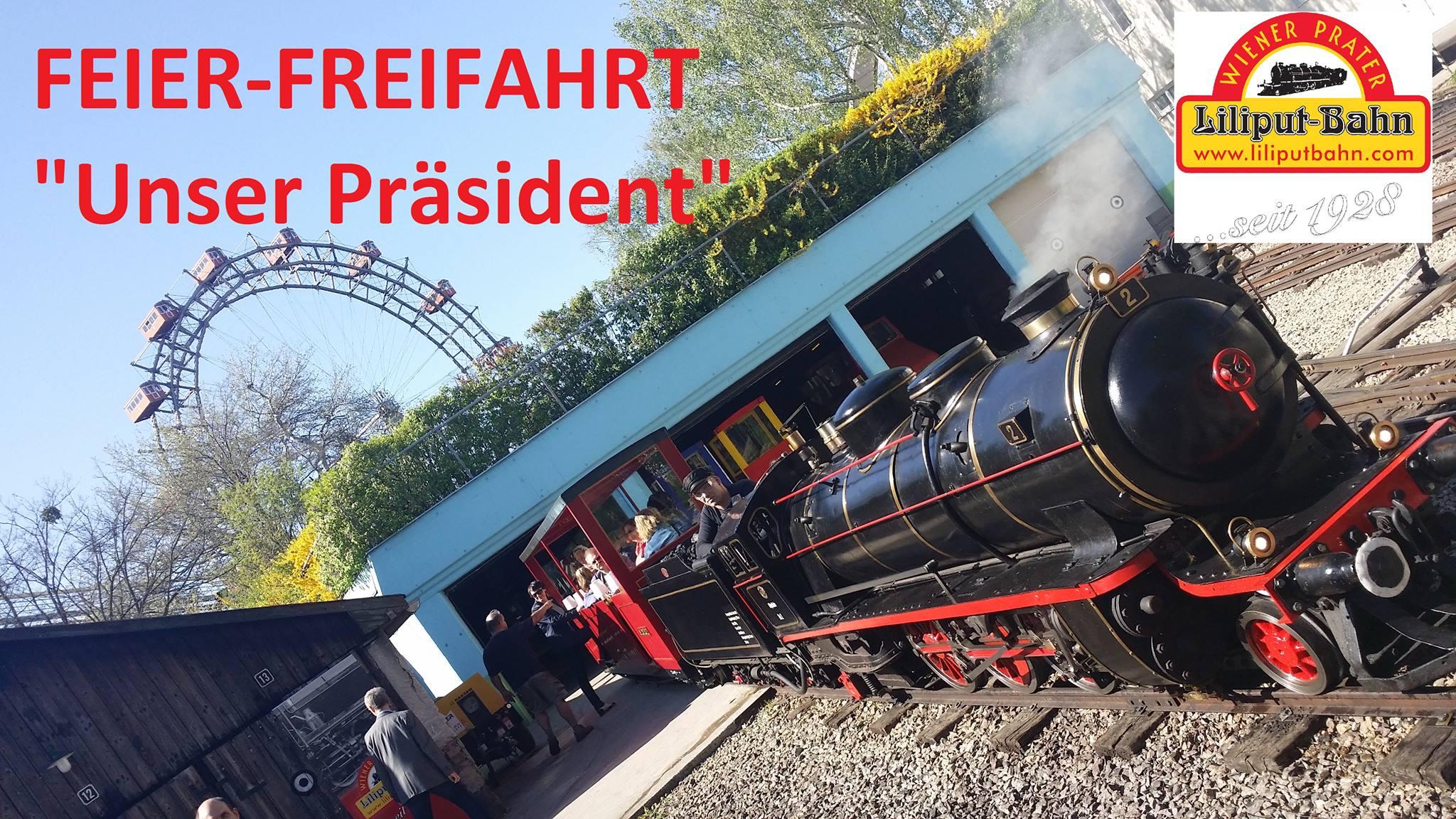 Wiener Prater: Freifahrten bei div. Attraktionen von 14-15 Uhr - nur heute