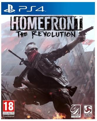 Homefront The Revolution für 35€ (PS4/One) - 37% sparen