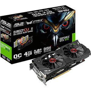 ASUS STRIX-GTX970-DC2OC 4GB