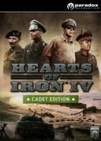 [cdkeys] Hearts of Iron IV Cadet Edition für 23,49€ - 16% Ersparnis