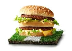 McDonald's: Big Mac um 2,50 €