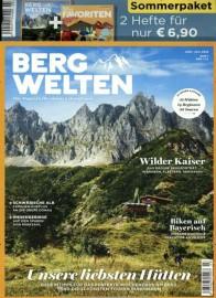 [zeitschriften-abo.de] Bergwelten / Servus Jahresabo für effektiv 21 € / 34,88 €