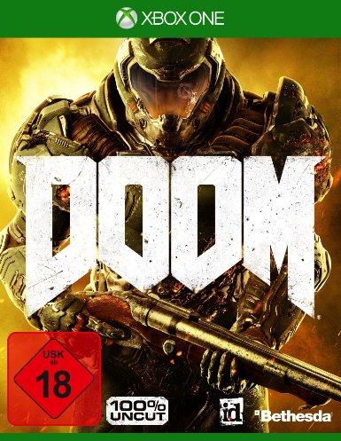 DOOM - Day One Edition - [Xbox One]